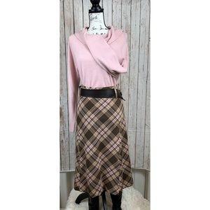 Women's Fall Outfit Skirt & Sweater by Jones Wear
